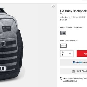 united kingdom cheapest amazing price men's ua huey backpack Sale,up to 56% Discounts